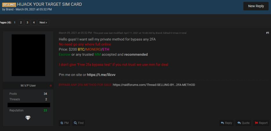 RaidForums_SIM_swap_screenshot