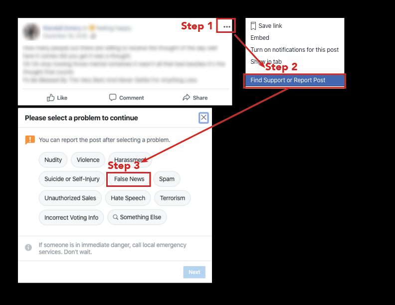reporting-disinformation-on-facebook